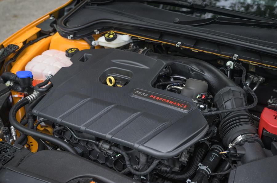 Révision à long terme de la Ford Focus ST 2020 - moteur
