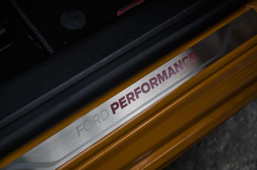 Ford Focus ST 2020 long-term review - kick plates
