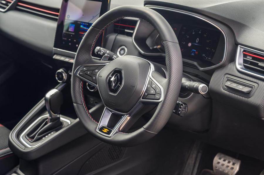 2020 Renault Clio TCe 130 R.S Line - intérieur