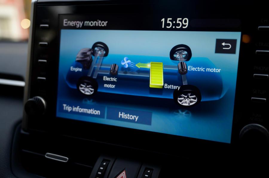 9 Suzuki Across 2021 long term review infotainment