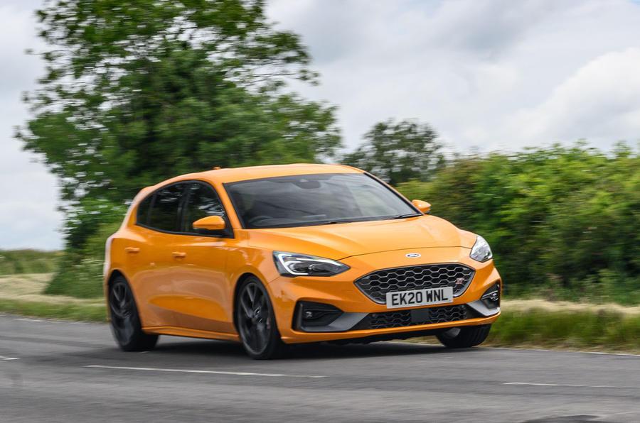 Ford Focus ST 2020 : un bilan à long terme - un héros