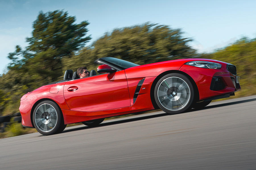 BMW Z4 long-term review - lead