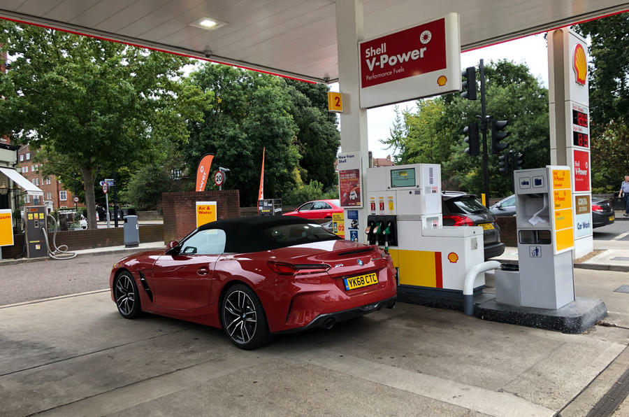 BMW Z4 long-term review - Shell V-Power