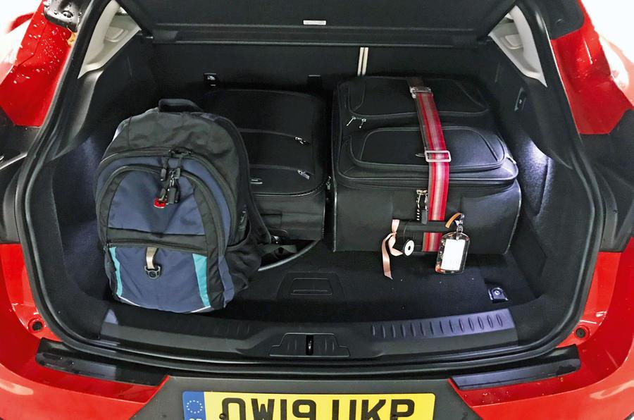 Jaguar I-Pace 2019 long-term test review - baggage