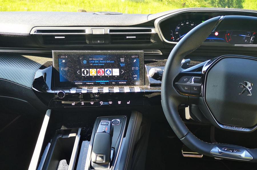 Peugeot 508 2019 : bilan à long terme - I cockpit