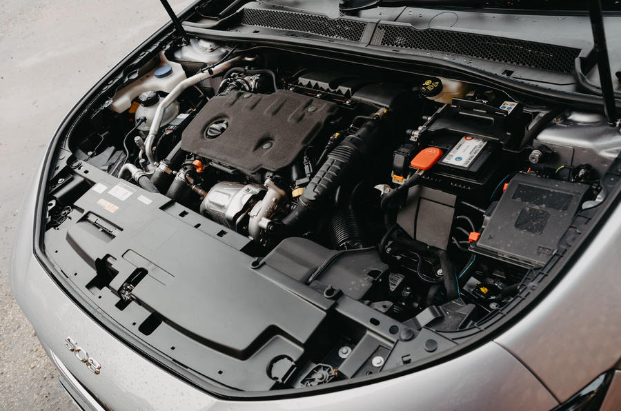 Peugeot 508 SW : bilan à long terme - moteur