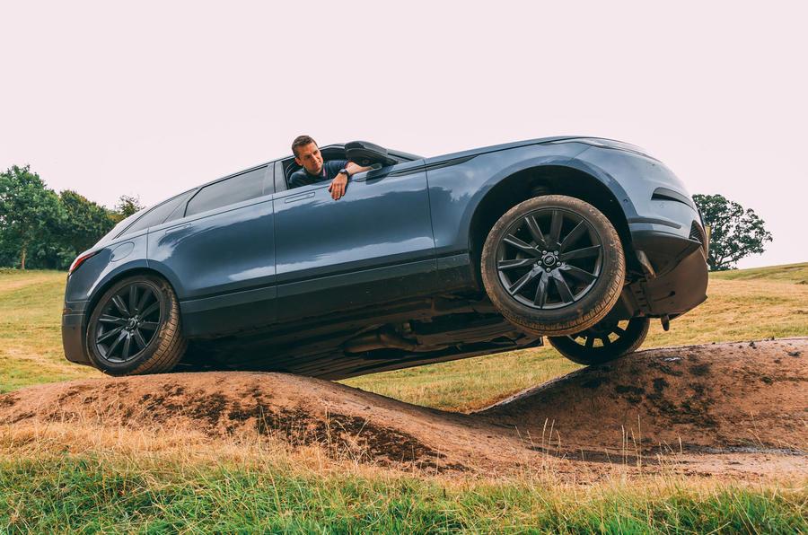 Range Rover Velar 2019 long-term review - two wheels Tisshaw