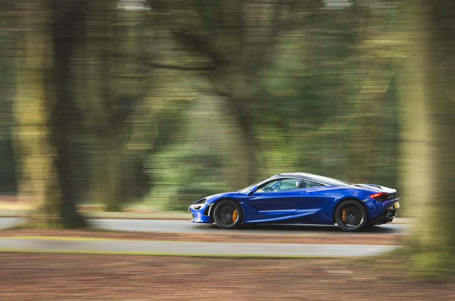 McLaren 720S 2019 long-term review - hero side