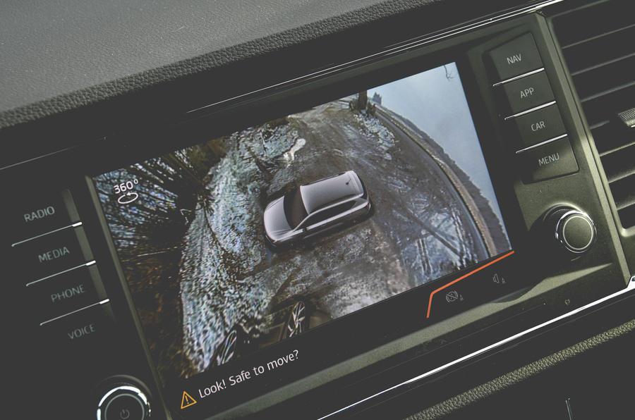 Cupra Ateca 2019 long-term review - 3D camera