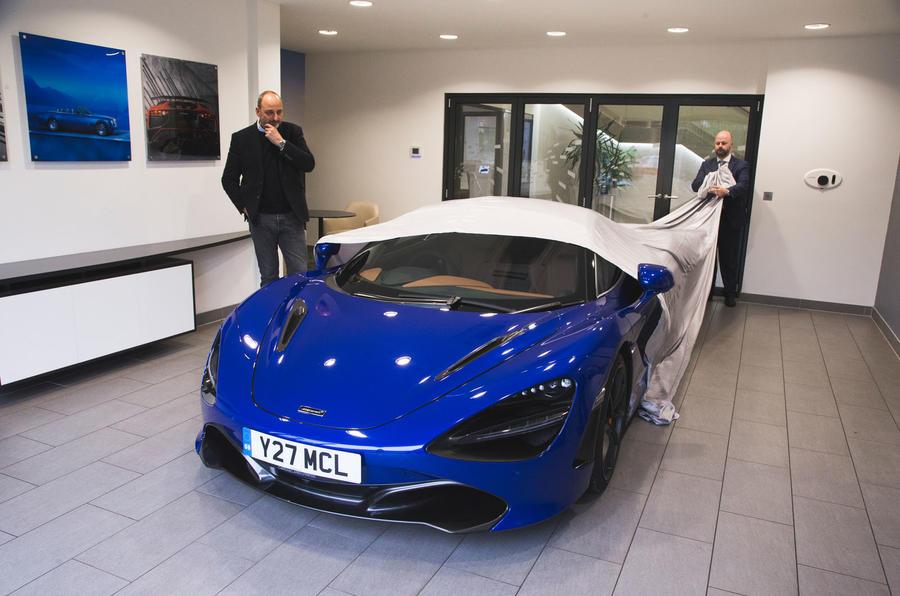 McLaren 720S 2019 long-term review - reveal