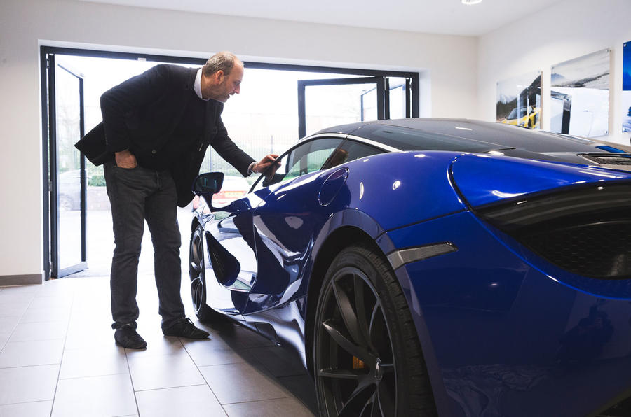 McLaren 720S 2019 long-term review - inspection