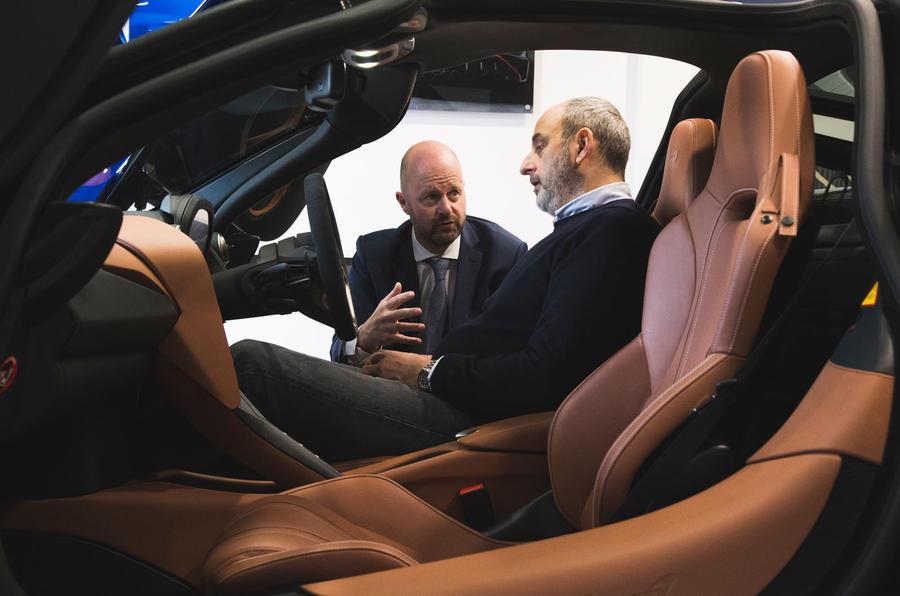 McLaren 720S 2019 long-term review - explanation