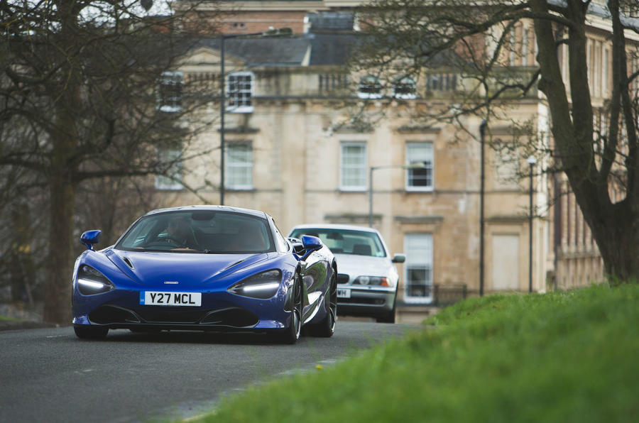 McLaren 720S 2019 long-term review - on the road