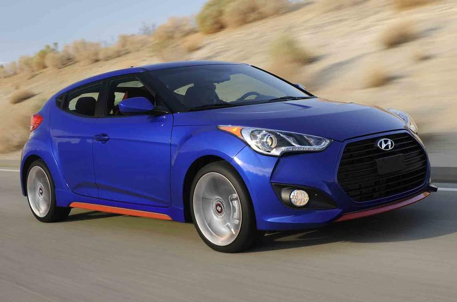 Hyundai Veloster Turbo R-Spec revealed
