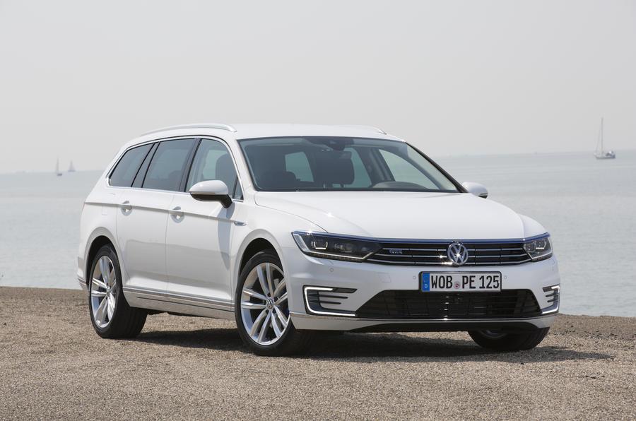 £37,500 Volkswagen Passat GTE