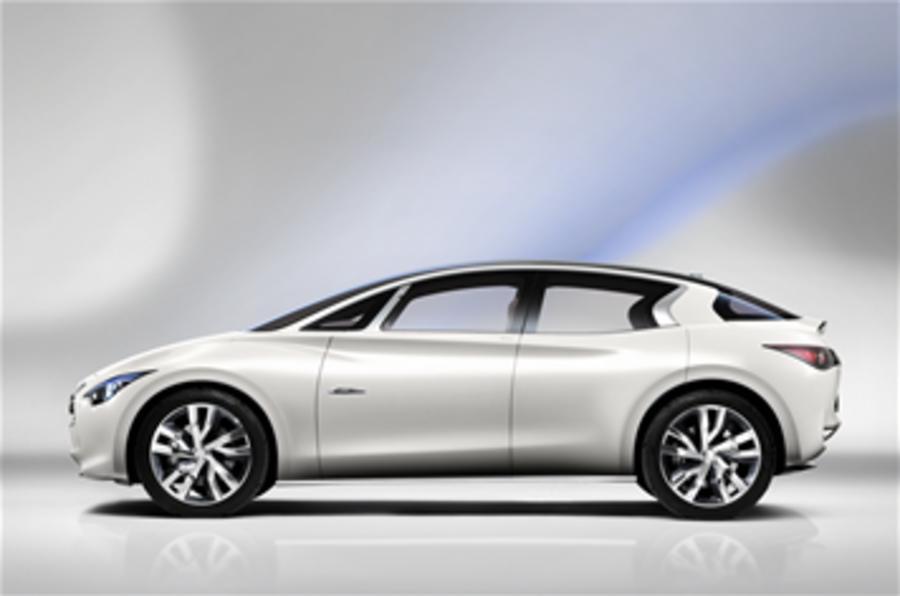 Mercedes, Infiniti to share platform