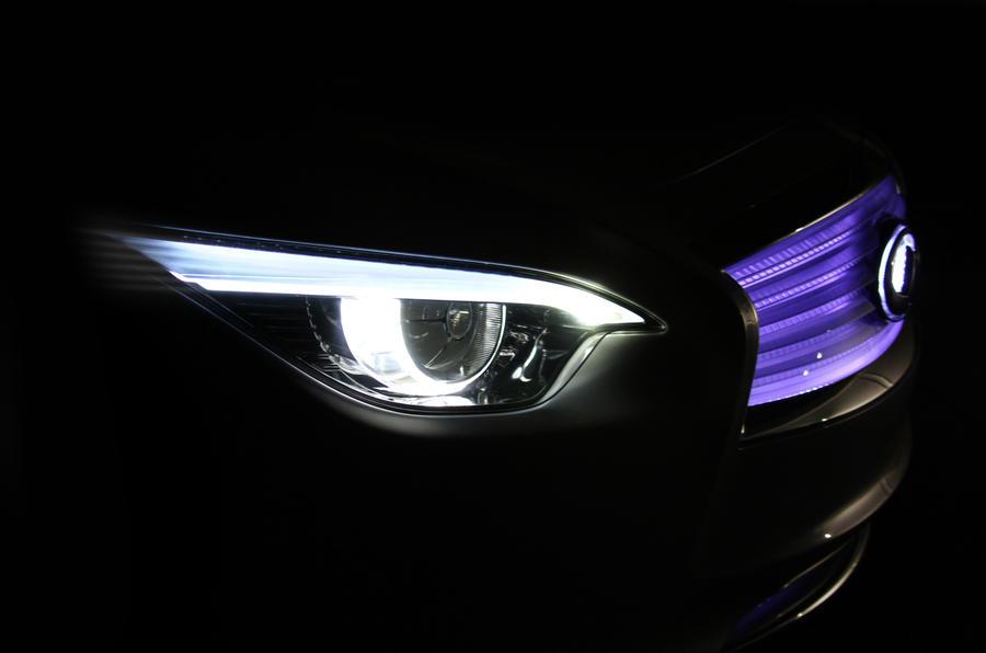 Geneva motor show: Infiniti Etherea