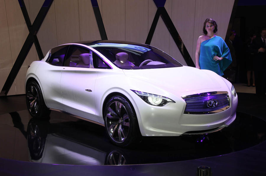 UK build plans for new Infiniti