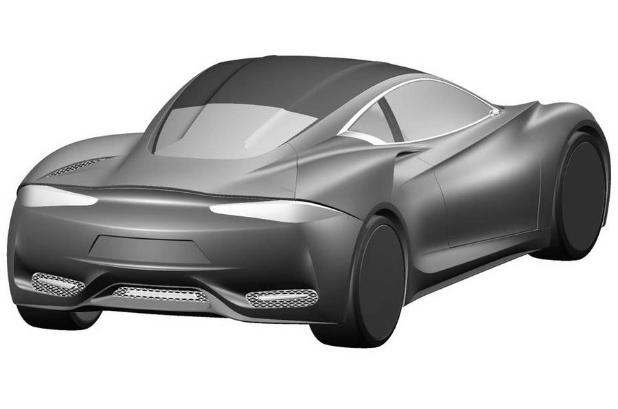 Infiniti concept images leak out