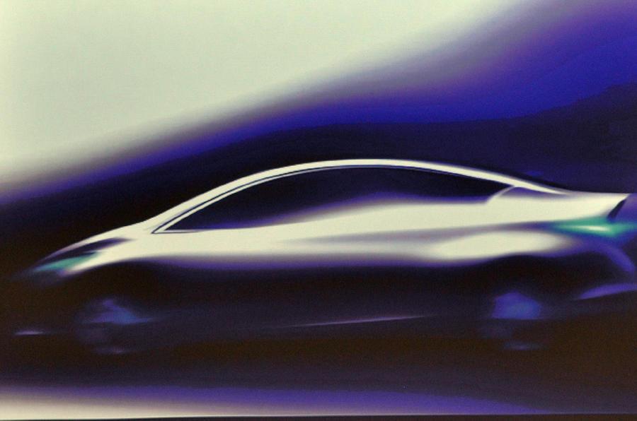 Infiniti plans Mercedes CLC rival
