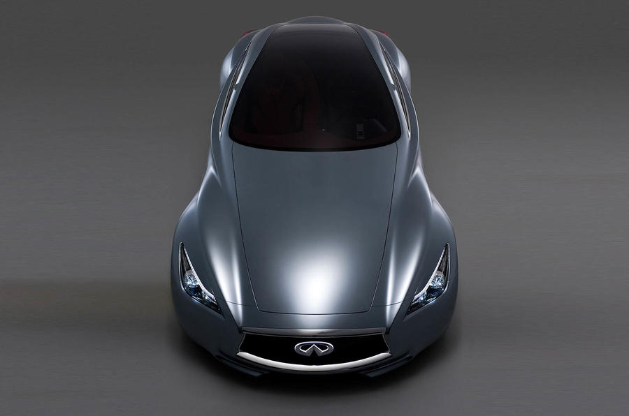 Infiniti readies stylish 3dr