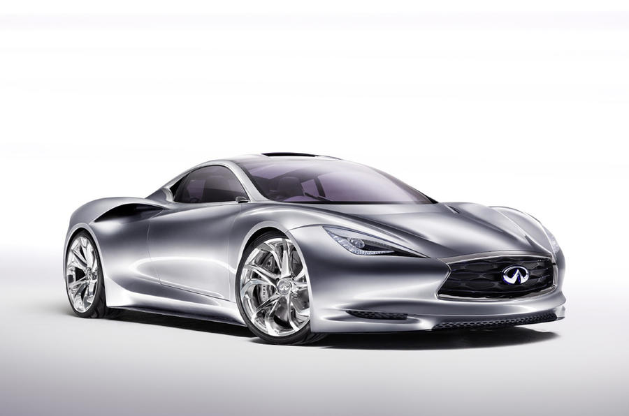 Frankfurt motor show 2013: Infiniti doesn't want SUV flagship