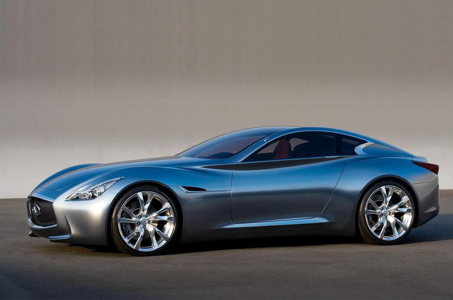 Infiniti plans new sports car