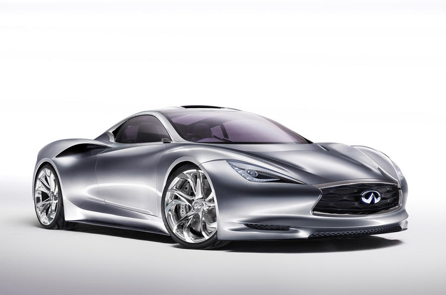 Infiniti sports car due within three years