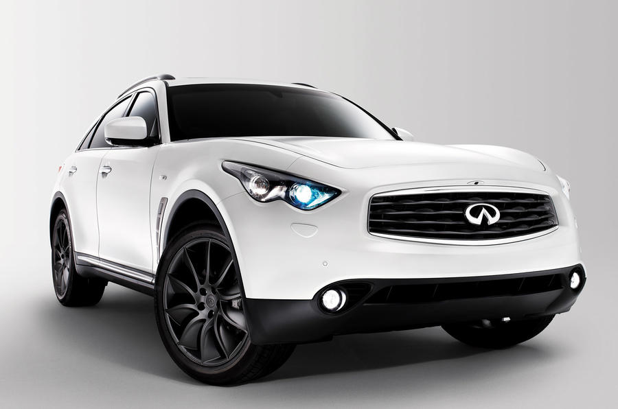 Special edition Infiniti FX