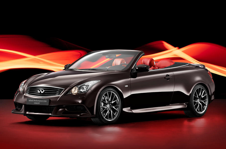 Luxury EV to lead Infiniti sales
