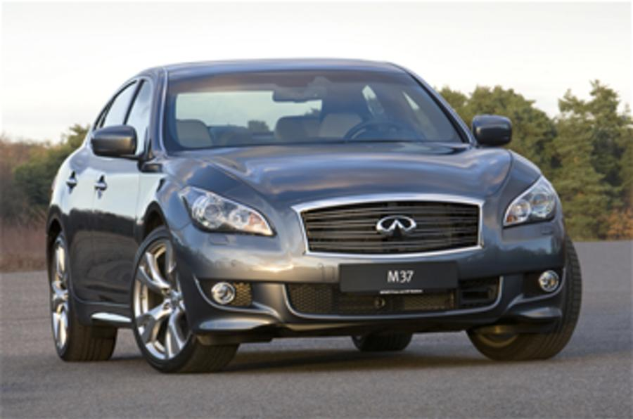 Infiniti 'plans its own M division'