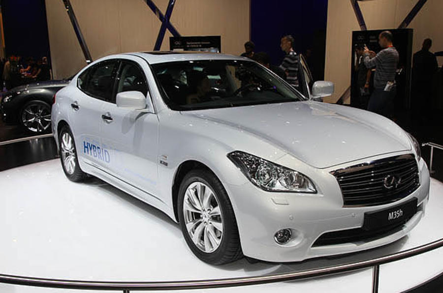 Infiniti M Hybrid 28 Images The Infiniti M Is Now The