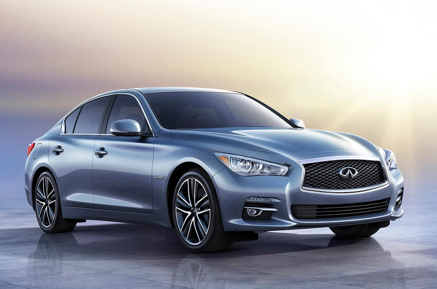 "Infiniti ""needs visibility on the roads"""
