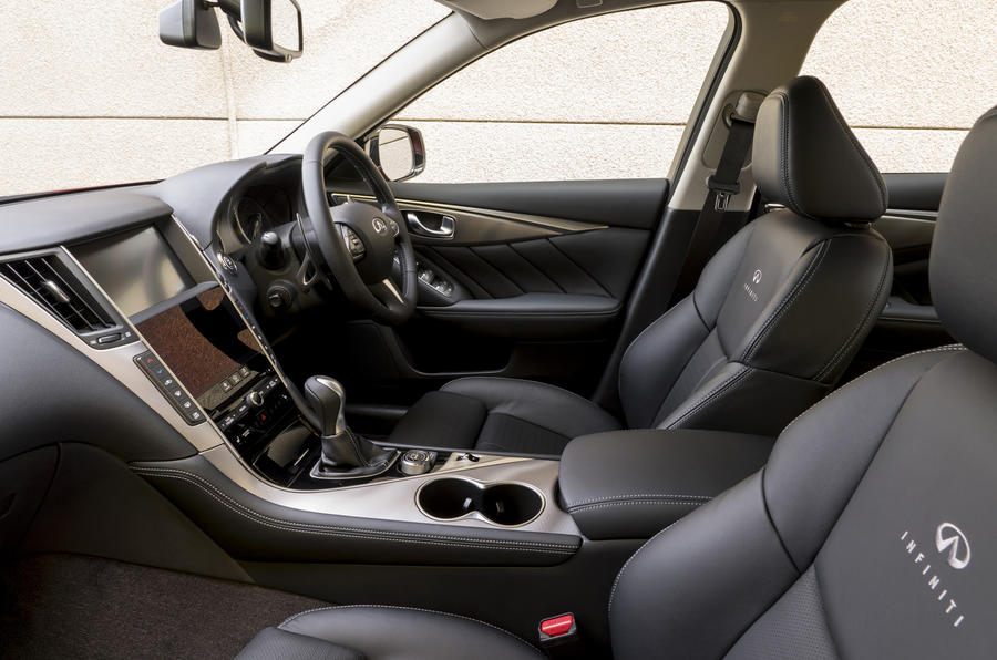 Infiniti Q50 Review 2017  Autocar