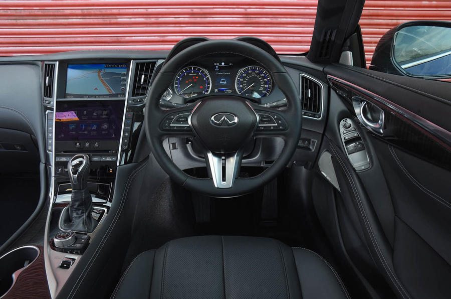 Infiniti Q60 Review 2019 Autocar
