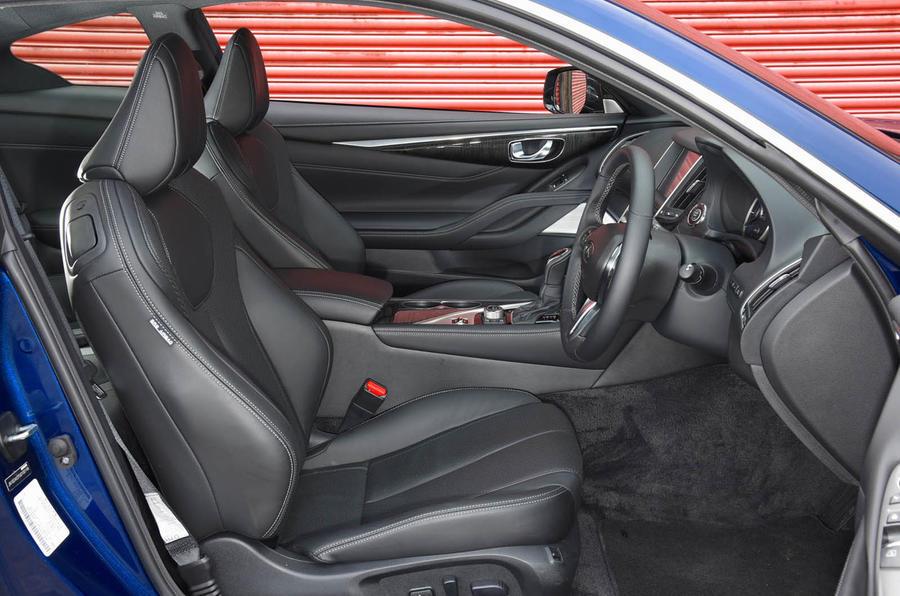 Infiniti Q60 Review 2017 Autocar