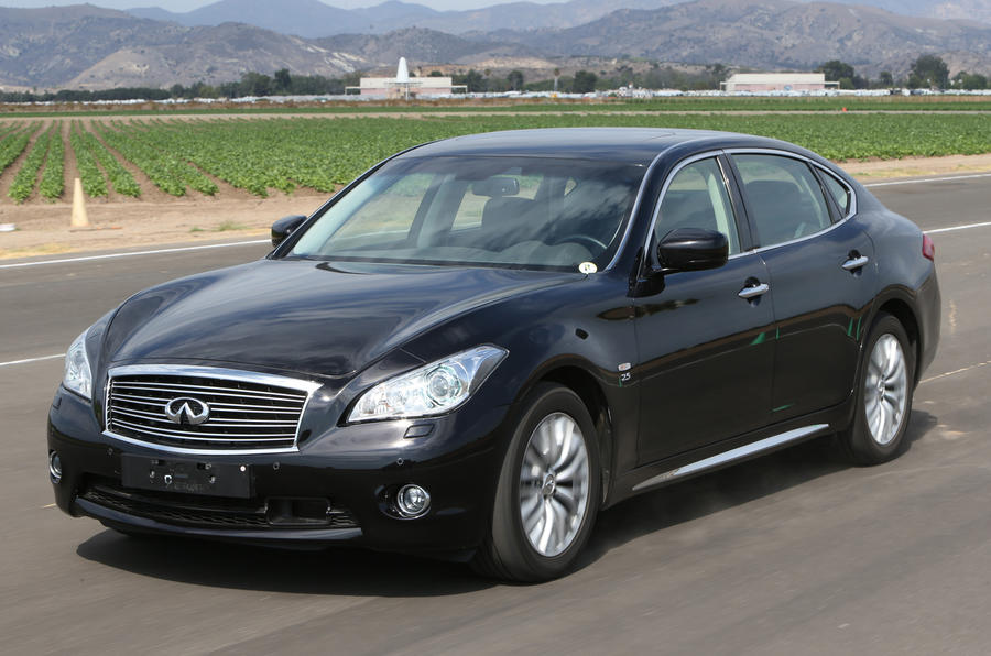 Infiniti Q70L 2.5 first drive review