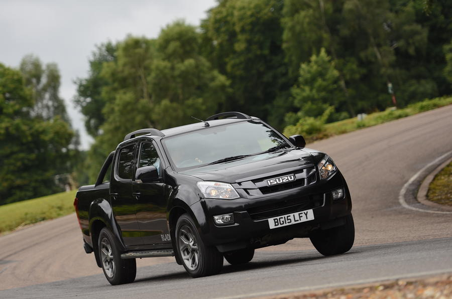 Isuzu D-Max Review (2020)