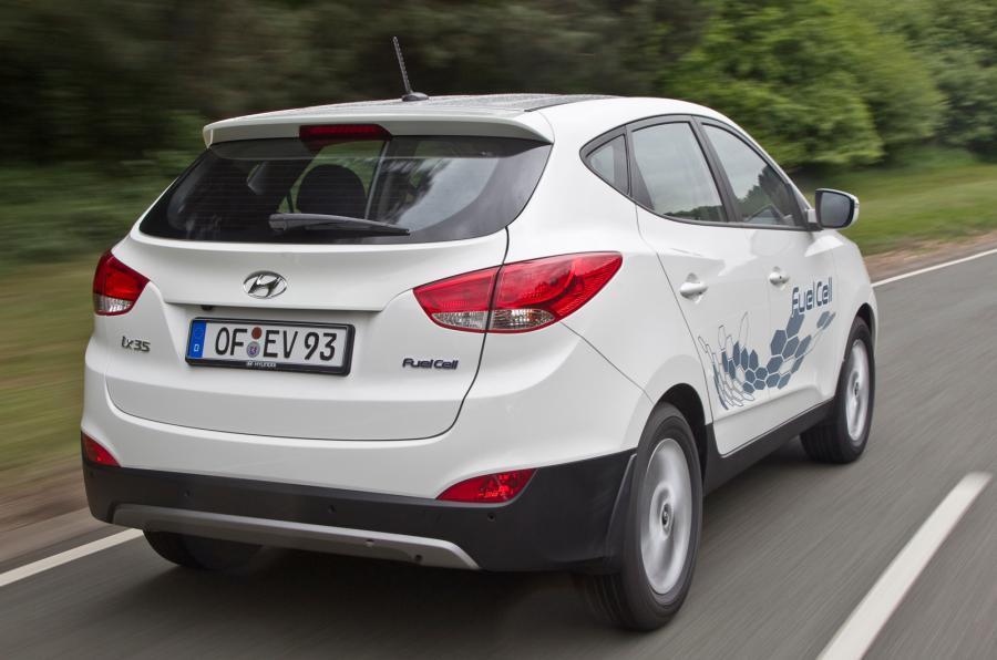 134bhp Hyundai ix35 Fuel Cell