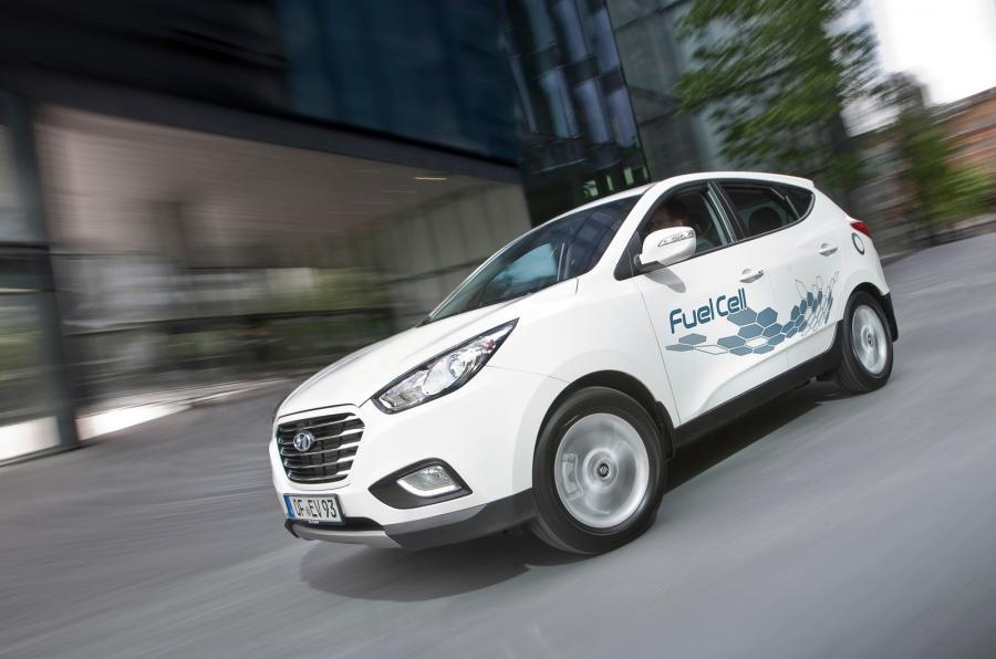 £53,105 Hyundai ix35 Fuel Cell