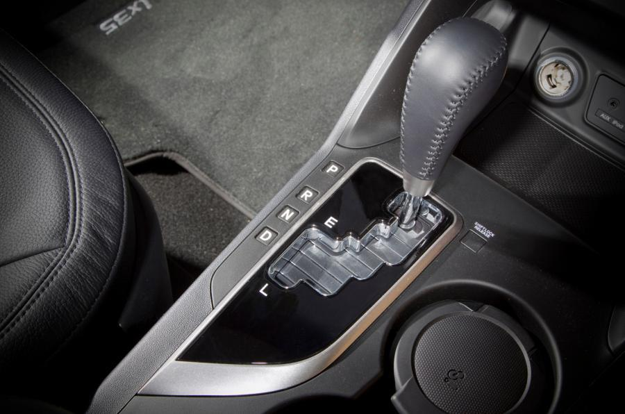 Hyundai ix35 Fuel Cell automatic gearbox