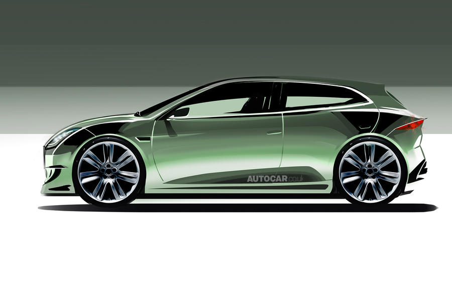 Jaguar considering smaller front-wheel drive model