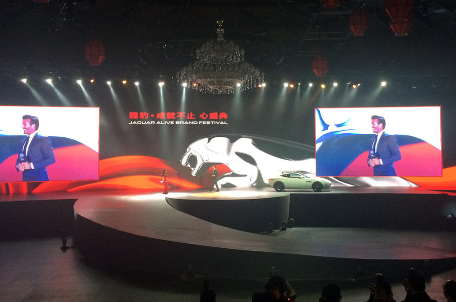 How Jaguar is boosting its popularity in the Chinese market
