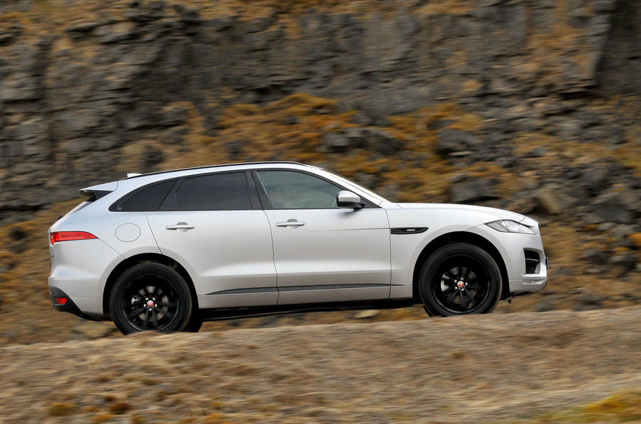 Jaguar F Pace Review 2019
