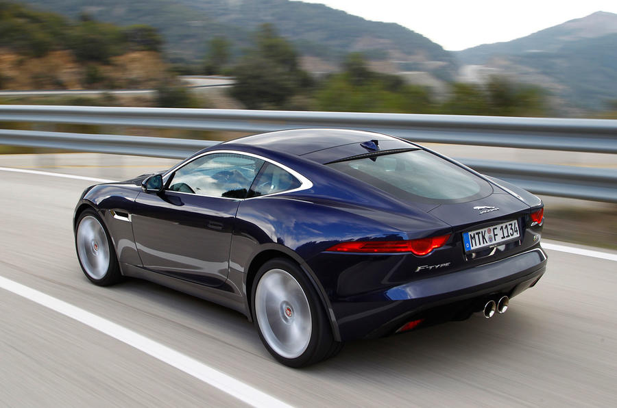 Marvelous Jaguar F Type Coupe S First Drive Review