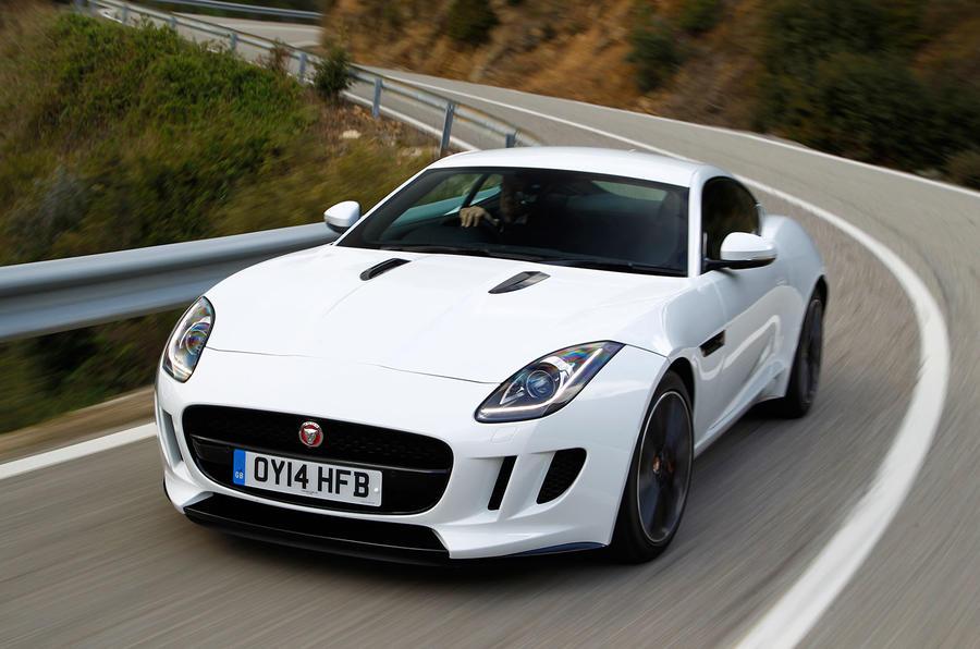 Jaguar f type base