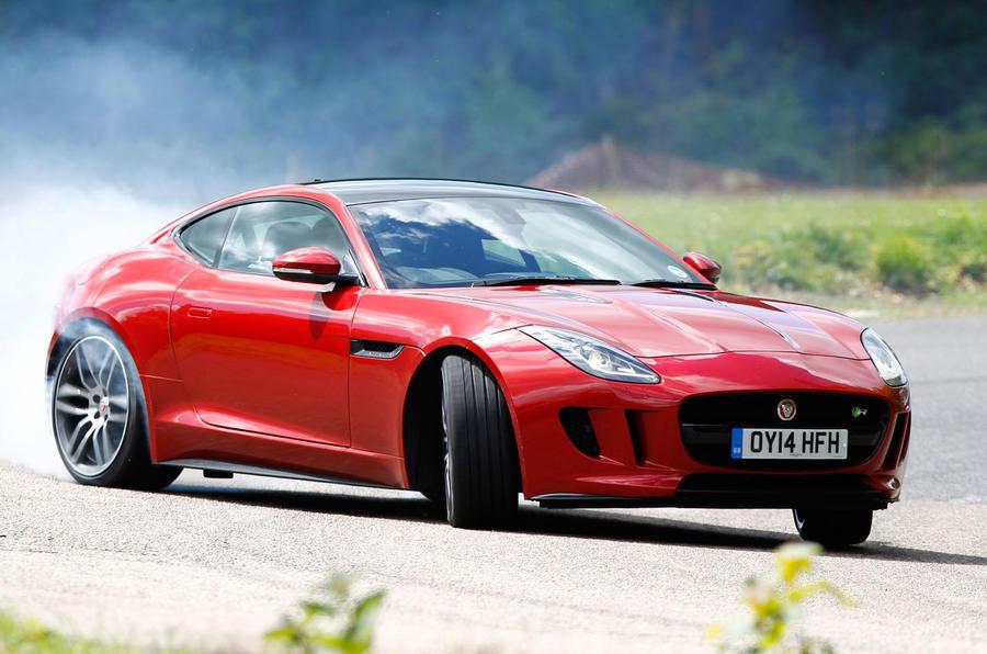Comparison: New Jaguar F Type R Coupe Vs. Porsche 911 Turbo S