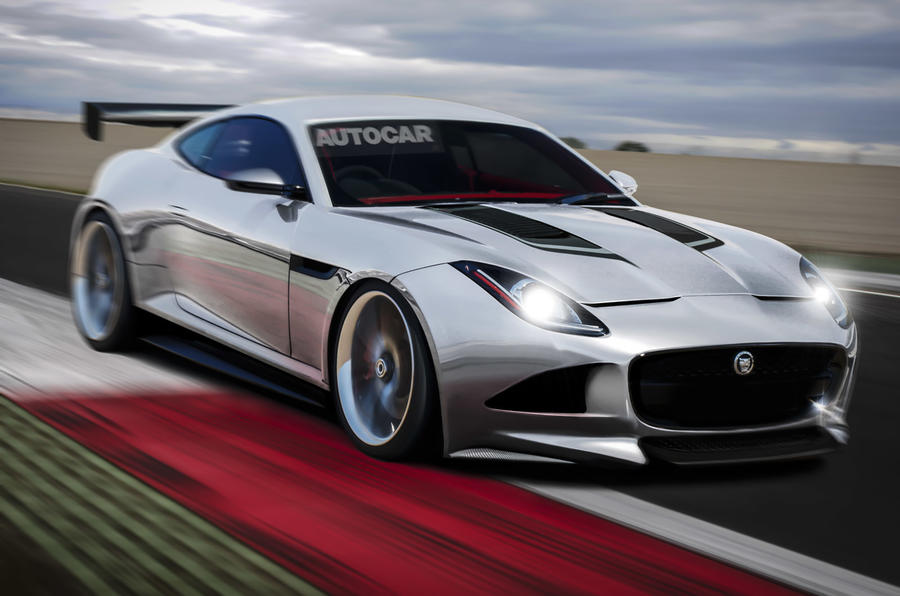 Ordinaire Jaguar Close To Decision Over F Type R Coupe Racing Car