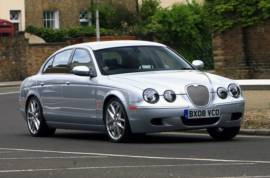 Jaguar s type r review