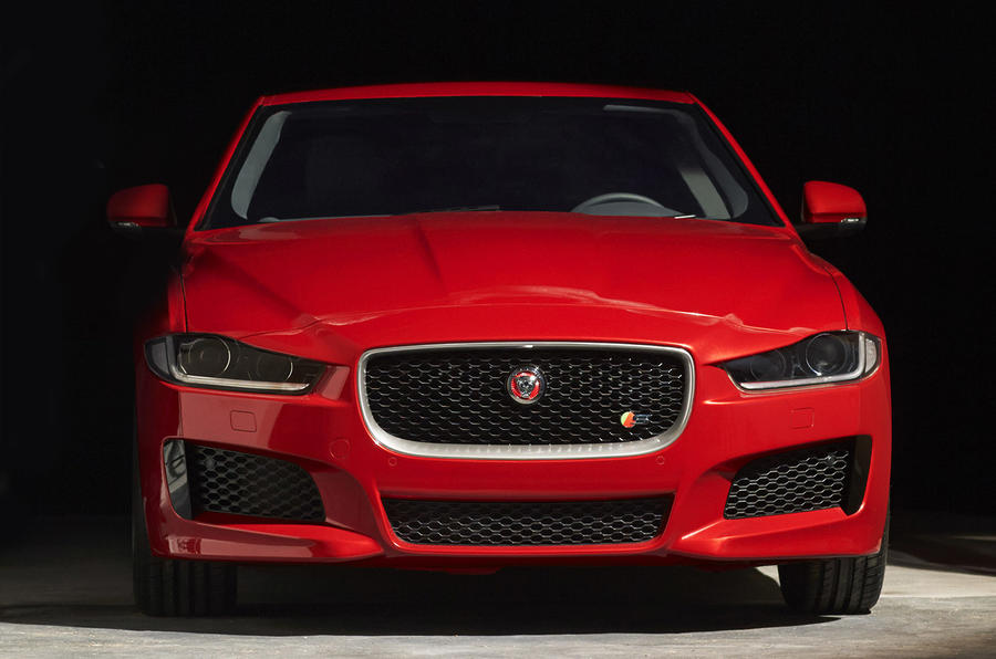 New Jaguar XE interior revealed